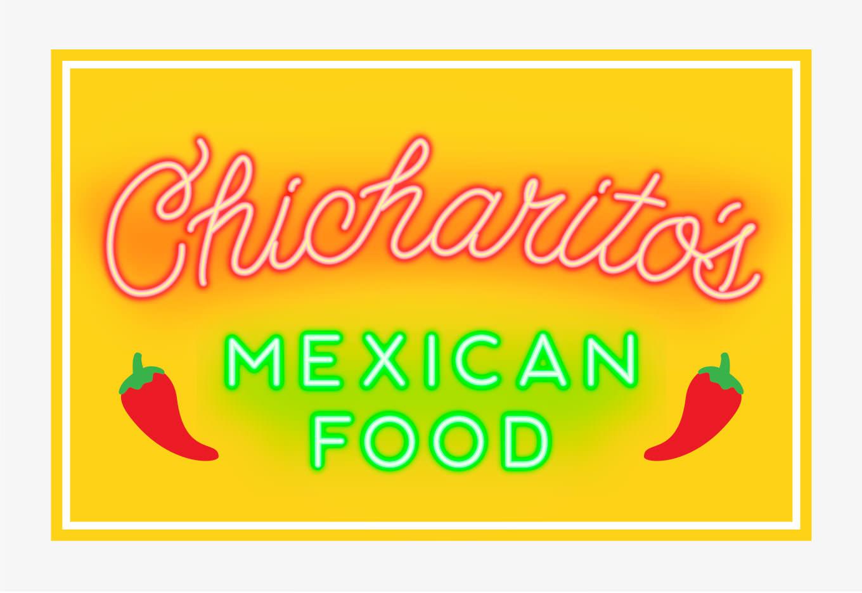 Mascots: Chicharito's Neon Sign