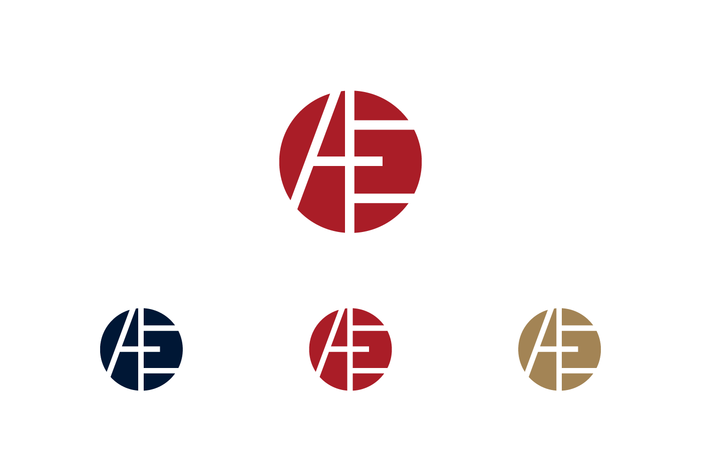 AE logomark