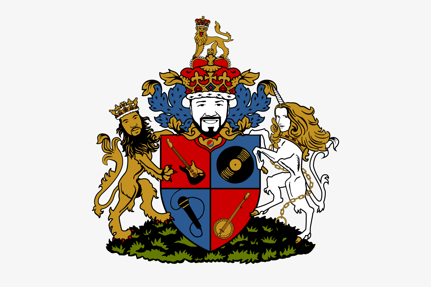 Coat of Arms for TV Commercials