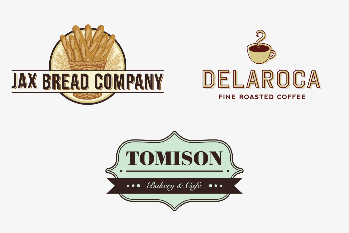Logos for TV Commercials